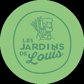 picto les jardins de Louis bio, fruits et légumes