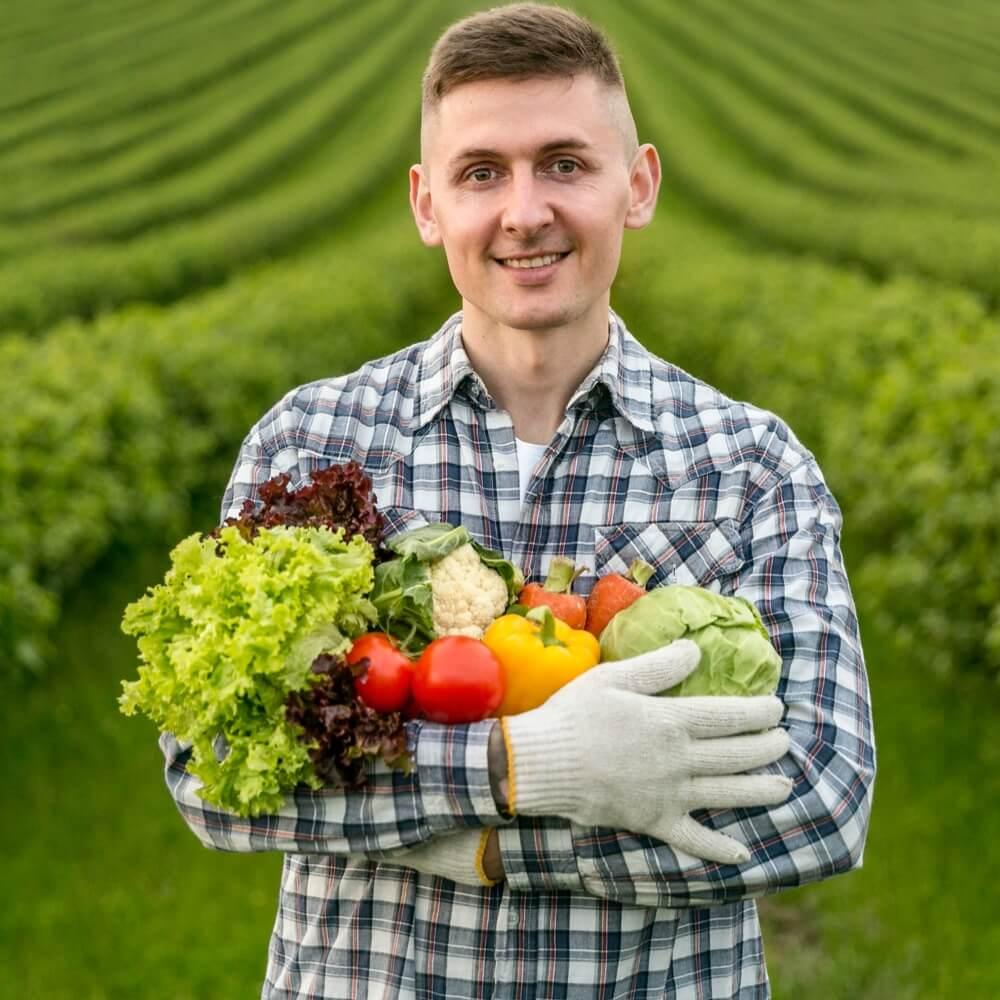 Producteurs de fruits et légumes locaux et bio