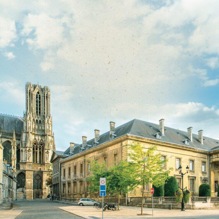 Rivoallon à Reims en Champagne