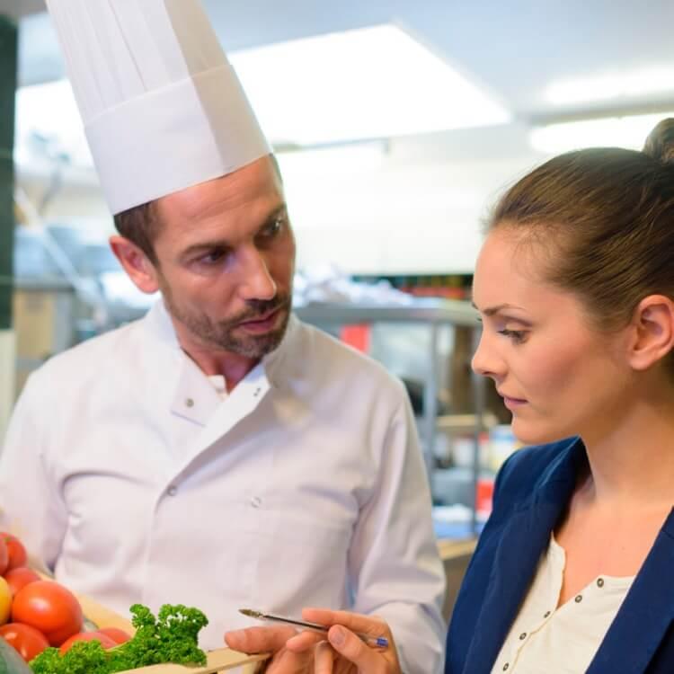 accompagnement individuel des gérants, intendants et chefs cuisiniers de la restauration collective