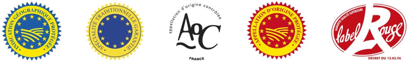 logo SIQO, Signes officiels d'Identification de la Qualité et de l'Origine